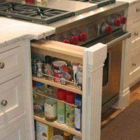 хранение на кухне идеи фото 51