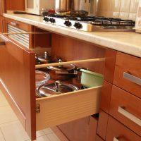 хранение на кухне идеи фото 7
