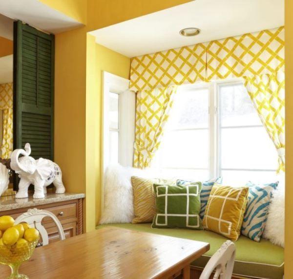 шторы с рисунком фото 11