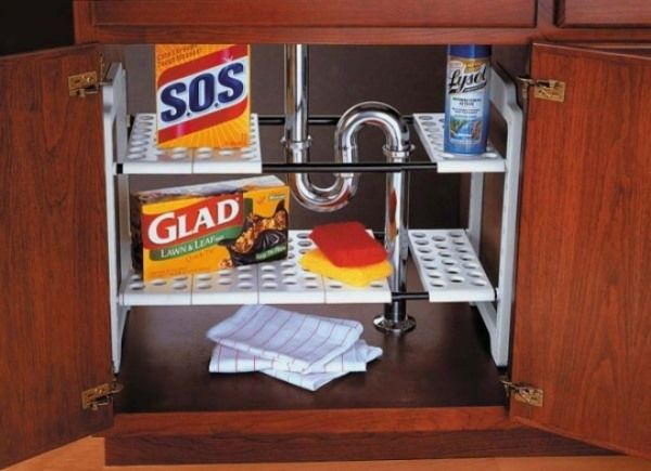 системы хранения на кухне фото 12