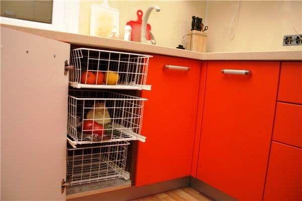 системы хранения на кухне фото 16