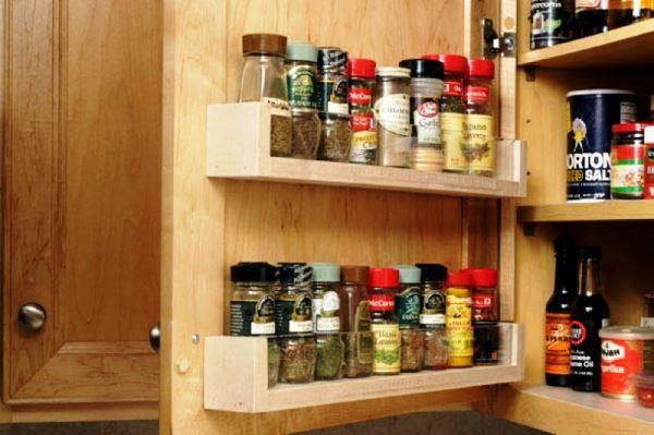системы хранения на кухне фото 28