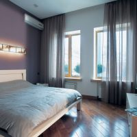 натяжные потолки в спальне фото 37