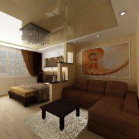 планировка гостиной фото 53