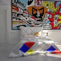 стиль поп арт в интерьере фото 25