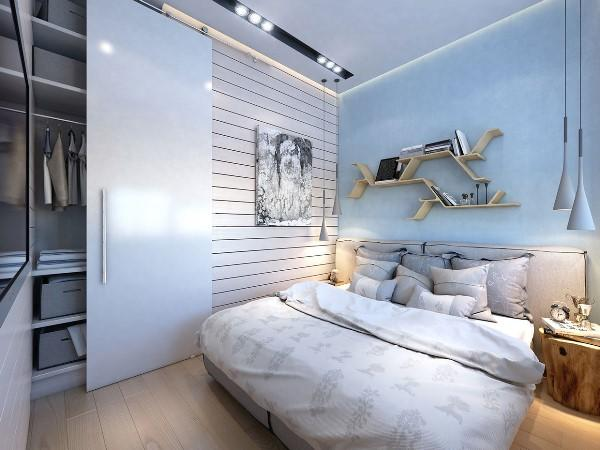 дизайн однокомнатной квартиры 40 кв м фото 11
