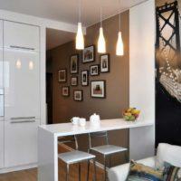 дизайн 1-комнатной квартиры 40 кв м фото 13