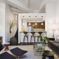 дизайн 1-комнатной квартиры 40 кв м фото 23