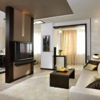 дизайн 1-комнатной квартиры 40 кв м фото 24