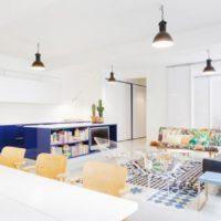 интерьер гостиной в стиле минимализм фото 13