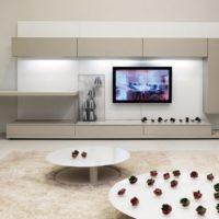 интерьер гостиной в стиле минимализм фото 31