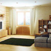 интерьер гостиной в стиле минимализм фото 32
