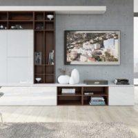 интерьер гостиной в стиле минимализм фото 36