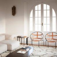 интерьер гостиной в стиле минимализм фото 39