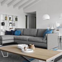 интерьер гостиной в стиле минимализм фото 51