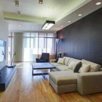 интерьер гостиной в стиле минимализм фото 59