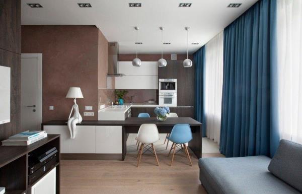 интерьеры квартир хрущевок в современном стиле фото 9