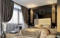 штора для спальни