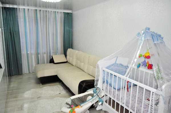 спальня и детская в одной комнате фото 14