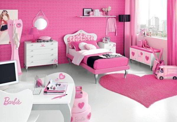 детская комната для девочек фото 12