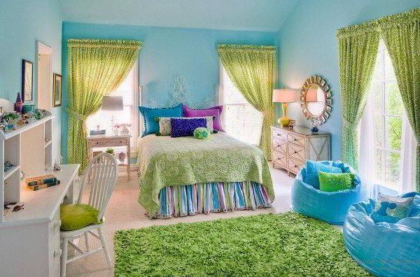 детская комната для девочек фото 17