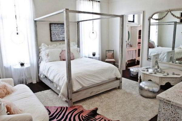детская комната для девочек фото 2