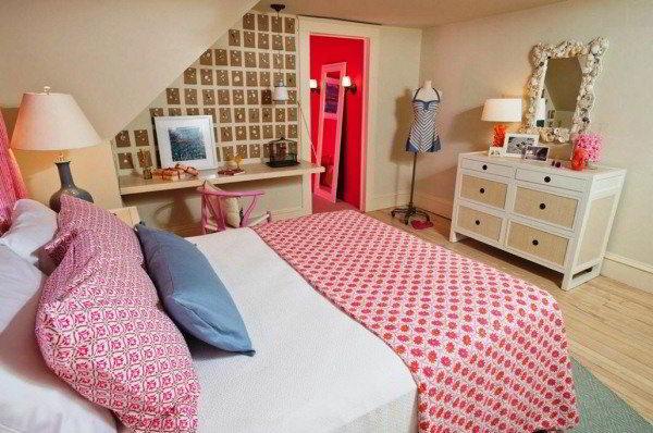 детская комната для девочек фото 8