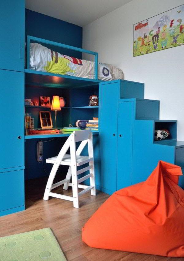 детская комната для мальчика фото 15