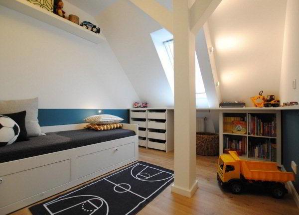 детская комната для мальчика фото 16