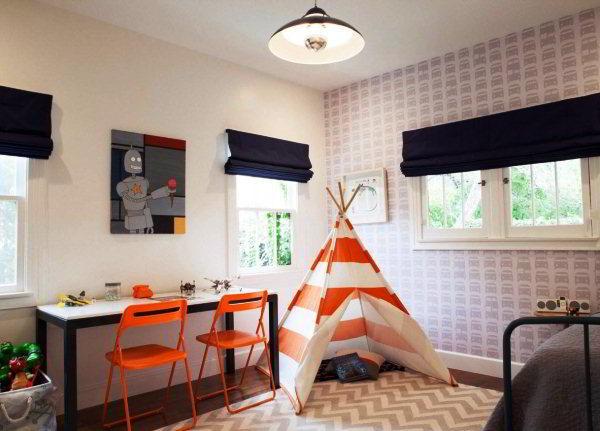 детская комната для мальчика фото 19