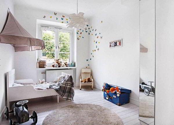 детская комната для мальчика фото 5