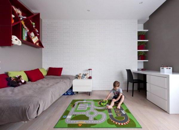 детская комната для мальчика фото 7