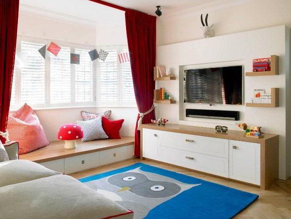 детская комната для мальчика фото 8