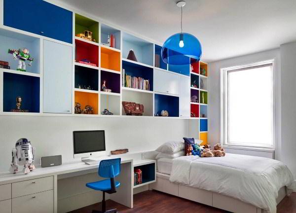 детская комната для мальчика фото 9