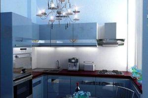 кухня 5 кв.м фото 35