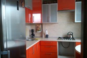 кухня 5 кв.м фото 36