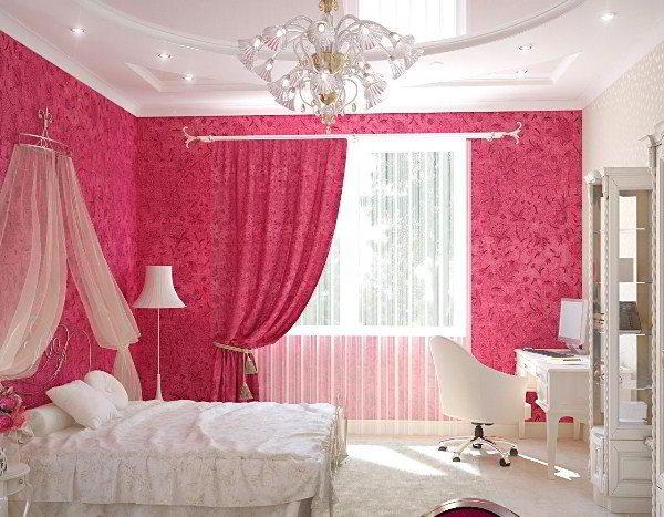 дизайн комнаты для подростка фото 10