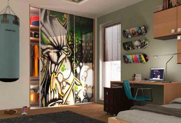 дизайн комнаты для подростка фото 6