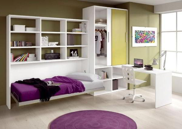 дизайн комнаты для подростка фото 9