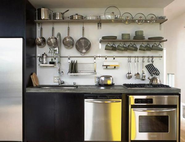 маленькая кухня в хрущевке фото 11