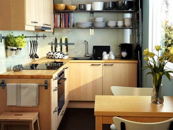 маленькая кухня в хрущевке фото 15