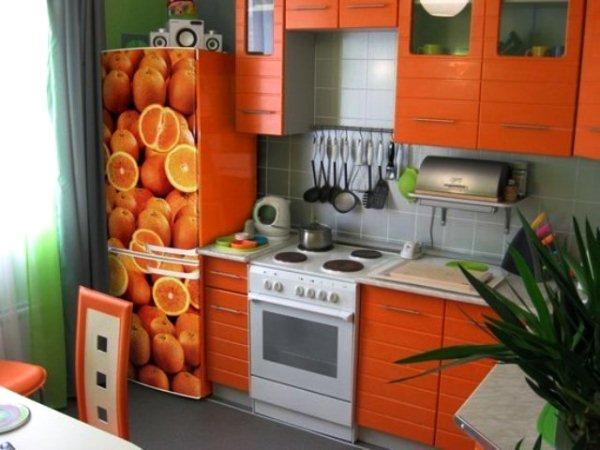 маленькая кухня в хрущевке фото 2