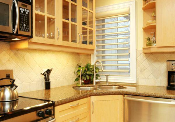 дизайн маленькой кухни 5 кв. м фото 3