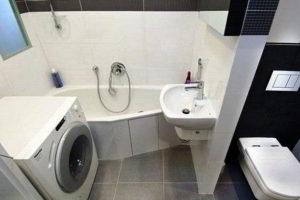 малогабаритная ванная фото 19