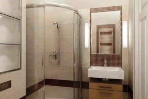 малогабаритная ванная фото 3
