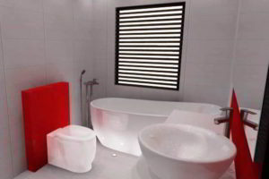 малогабаритная ванная фото 31