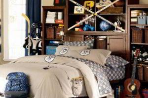дизайн подростковой комнаты фото 27