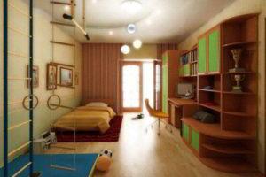 дизайн подростковой комнаты фото 31