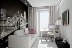 дизайн подростковой комнаты фото 35