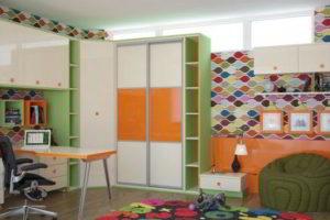 дизайн подростковой комнаты фото 37